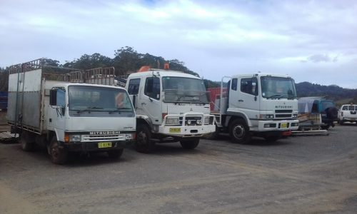 three trucks1