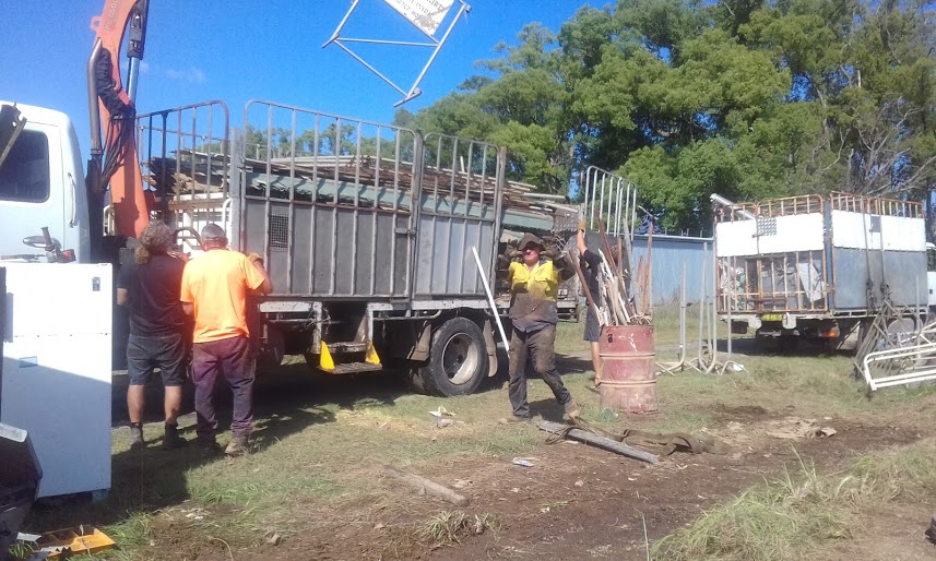 cleanup at showgrounds2
